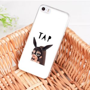AG Silicone iPhone Case #1