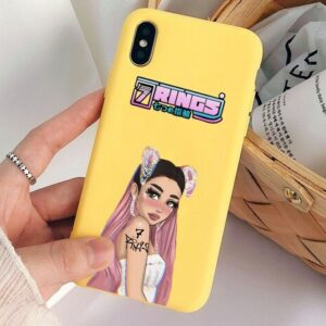 Ariana Grande iPhone Case #10