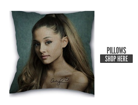 ariana grande pillows
