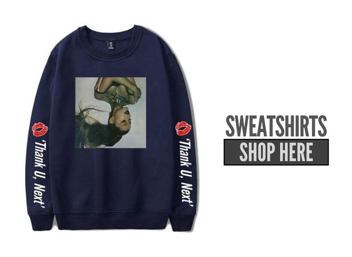 ariana grande sweatshirts