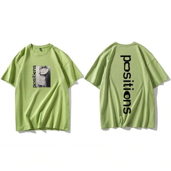 ariana grande positions t-shirt