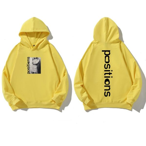 ariana grande positions hoodie